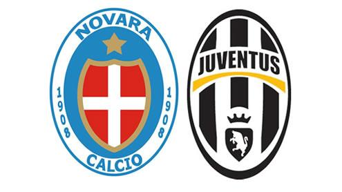 Highlights Serie A – Novara – Juventus 0-4 video gol