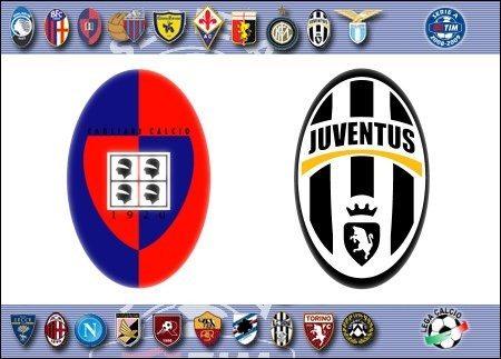 Formazioni Cagliari – Juventus, Conte si affida a Borriello