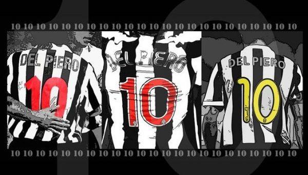 Alessandro Del Piero 10