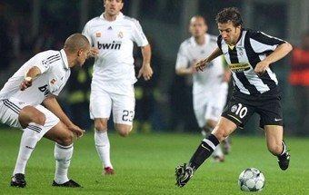 Il 5 agosto amichevole Real Madrid – Juventus
