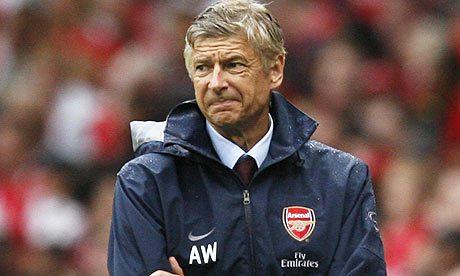 """Arsene Wenger sicuro """"Van Persie non andrà mai in Italia"""""""