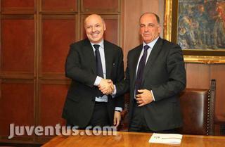 Juventus in ritiro a Chatillon dal 12 al 23 luglio