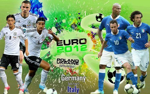 Euro 2012 Germania – Italia probabili formazioni e live streaming