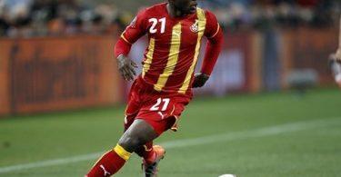 Kwadwo Asamoah Ghana