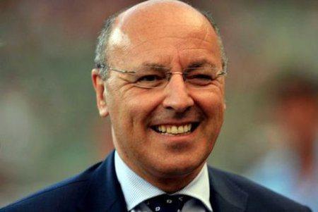 Marotta, Conte, Buffon e Barzagli commentano i sorteggi di Champions League