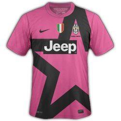 Terza maglia Juventus 2012-2013, ecco la foto