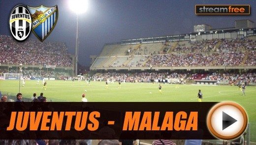 Amichevole Juventus -Malaga: formazioni e live streaming dalle 20.45
