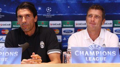 Chelsea – Juventus: le parole di Buffon e Carrera in conferenza stampa