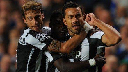 Juventus, gli specialisti in rimonte