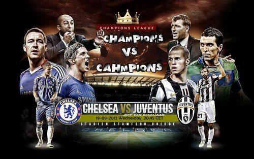 Chelsea – Juventus: Conte convoca gli stessi 23 di Genova