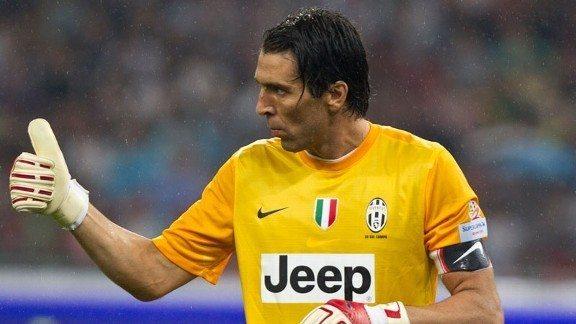 Udinse – Juventus tra i convocati di Conte ci sono anche Buffon e Caceres