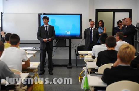 Juventus College, partita oggi l'iniziativa unica in Italia