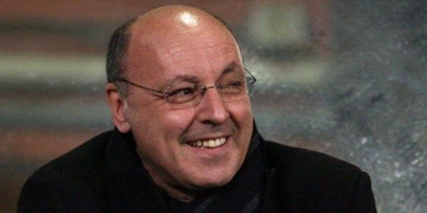 """Juventus Marotta: """"In trasferta ci accolgono come ai tempi dei Romani"""""""