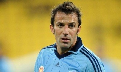 Il Sydney FC vince e Del Piero va in gol: il video di oggi