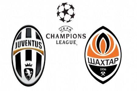 Juventus – Shakhtar: Giovinco torna titolare