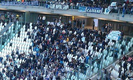 Giudice sportivo: multe per Juventus e Napoli
