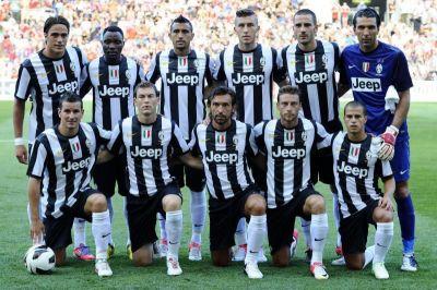 Juventus 2012-2013: fin qui numeri da capogiro