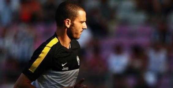 Juventus-Bonucci: niente sconto, salta la Fiorentina