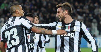 Le big d'Europa su Vidal e Marchisio: la Juve li blinda fino al 2018