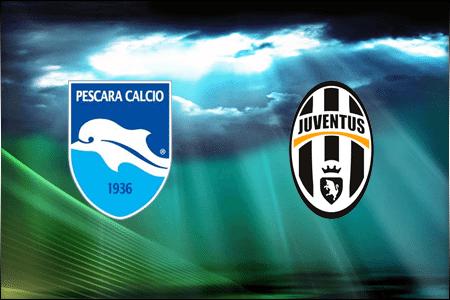 Pescara-Juventus 10-11-2012: i precedenti