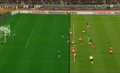 Il calcio italiano sempre più un'immondezza