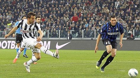 Juventus-Inter del 3-11-2012: i precedenti