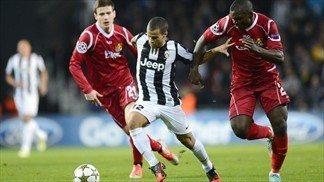Probabili formazioni Juventus-Inter: Giovinco con Vucinic
