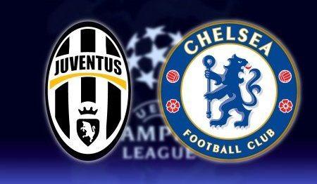 Juventus-Chelsea: formazioni e diretta TV ore 20.45