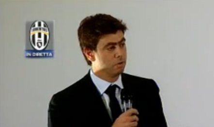 """Juventus Agnelli: """"Pronti a trainare il calcio italiano"""""""