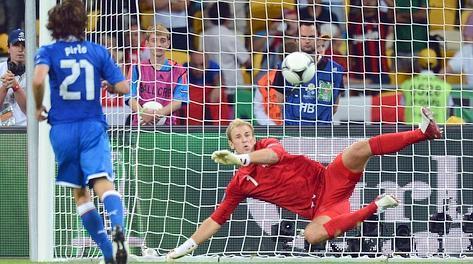 Fifa: cucchiaio Pirlo tra i fatti più importanti del 2012