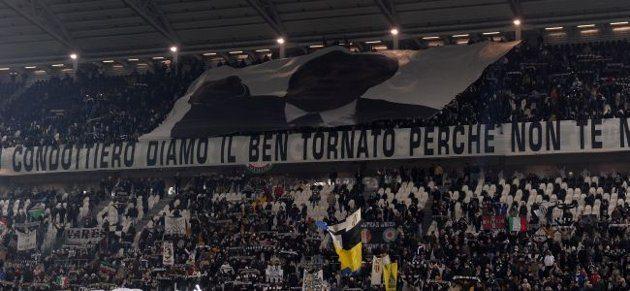 Lo Juventus Stadium riabbraccia Conte