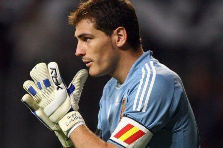 IFFHS: Casillas miglior portiere del 2012, Buffon secondo
