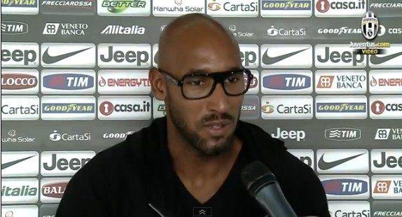 Juventus-Anelka si va verso la rescissione