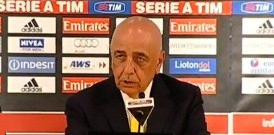 """Galliani punzecchia la Juve: """"Pensavo annullassero anche questo gol di Muntari…"""""""