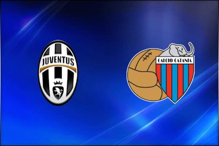 Serie A 28a giornata formazioni Juventus-Catania
