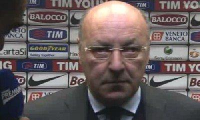 "Juventus Marotta: ""Jovetic? A 30 milioni non se ne parla"""