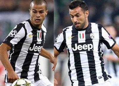 Inter-Juventus: Giovinco e Quagliarella titolari in attacco