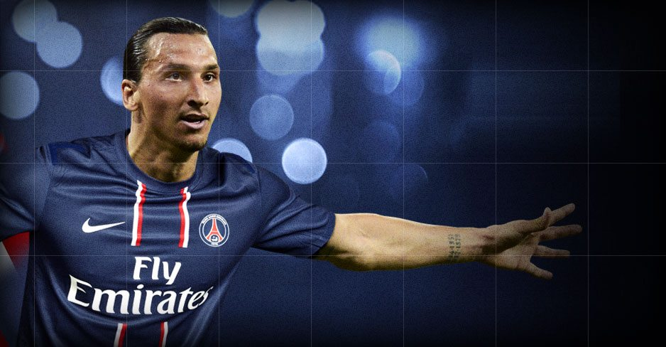 ibrahimovic-psg-wallpaper