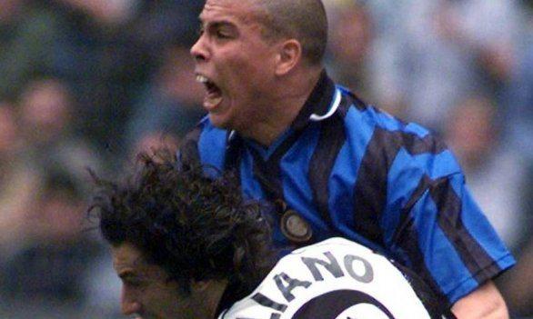 Ronaldo Iuliano sfondamento