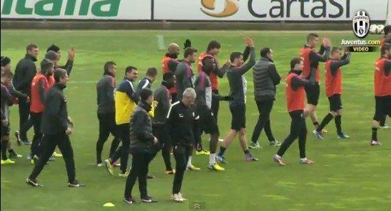 Juventus-Pescara: Marrone e Peluso titolari