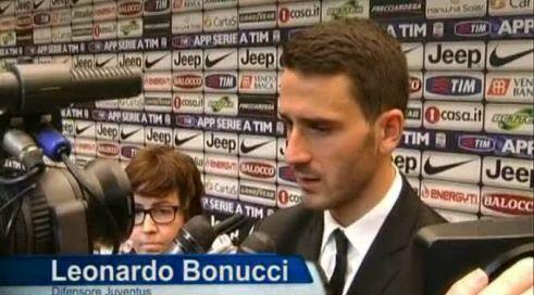 """Bonucci: """"Mai stato interista, Del Piero mio idolo"""""""