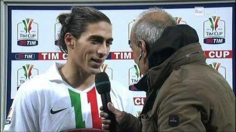 Caceres dimesso torna per Juventus-Bayern