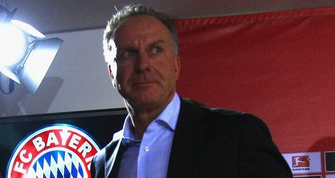 Karl-Heinz-Rummenigge-Bayern-Munich-video