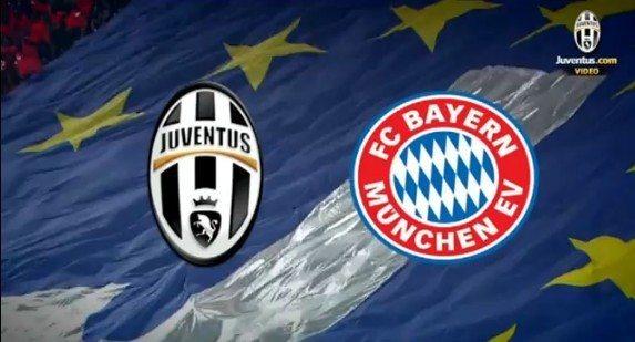 Juventus-Bayern Monaco: anche Caceres tra i convocati