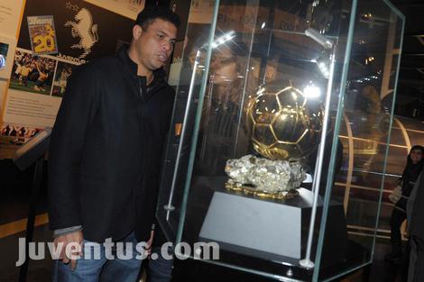 """Ronaldo fa vista alla Juve: """"Iuliano? Ho rimosso tutto"""""""