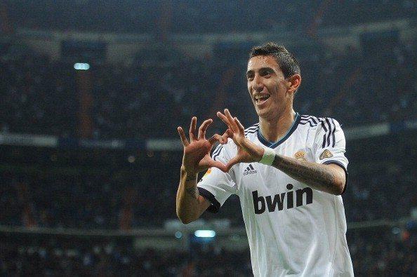 Real Madrid CF v Real Zaragoza - La Liga