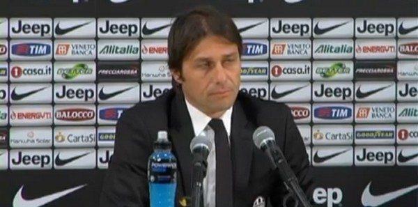 """Juventus Conte: """"Ibra e Higuain non bastano per vincere la Champions"""""""
