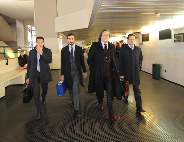 The lawyer of former Juventus director-g