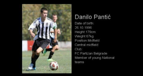 Mercato Juventus: con Jovetic arriva anche Pantic