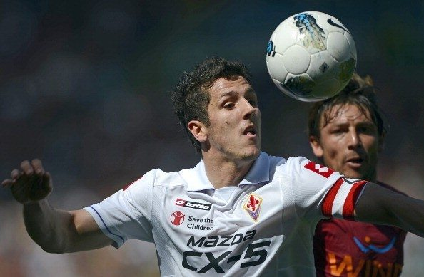 AS Roma's Argentine defender Gabriel Iva